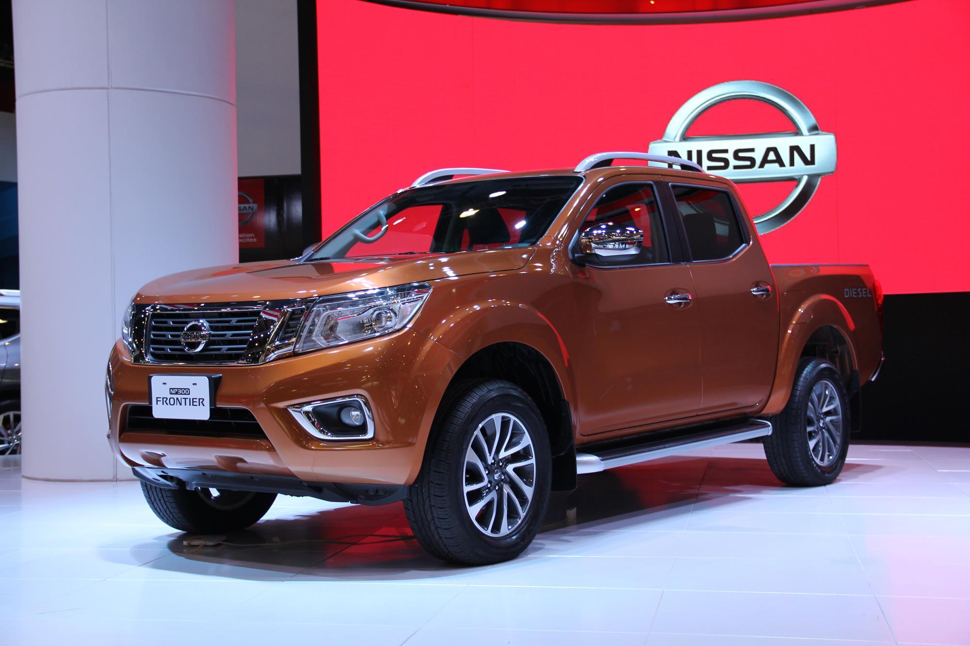 Nova Nissan Frontier também será fabricada na Argentina ...