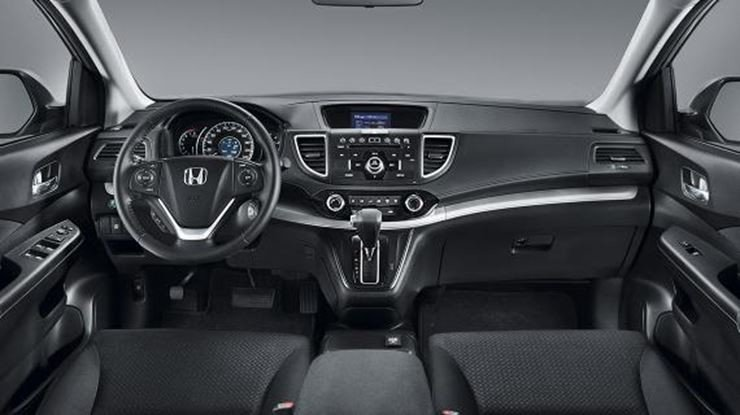 Honda CR-V LX 2015 (1)