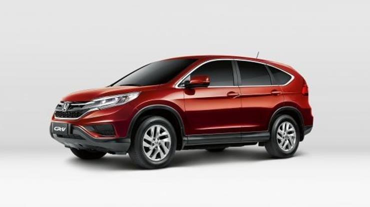 Honda CR-V LX 2015 (2)