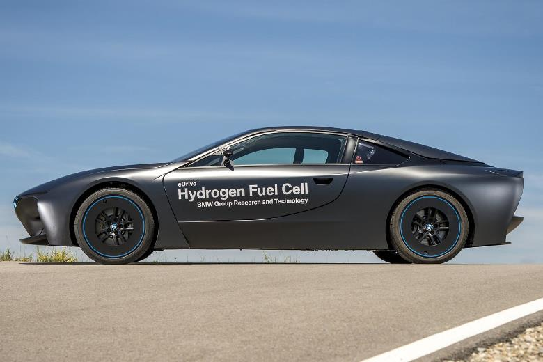 bmw i8 fuell cell3