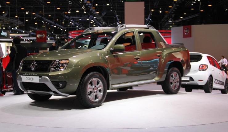 Renault Duster Oroch sandero rs (2)