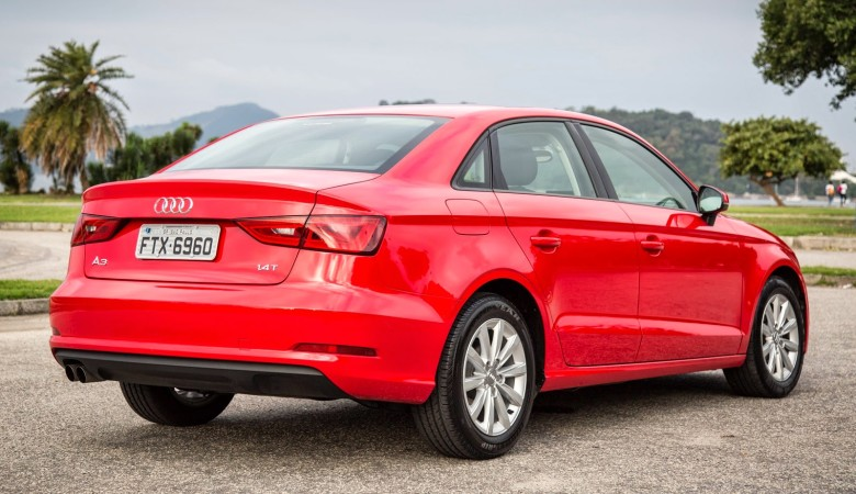 Audi Fabrica El A3 Sedan En Brasil