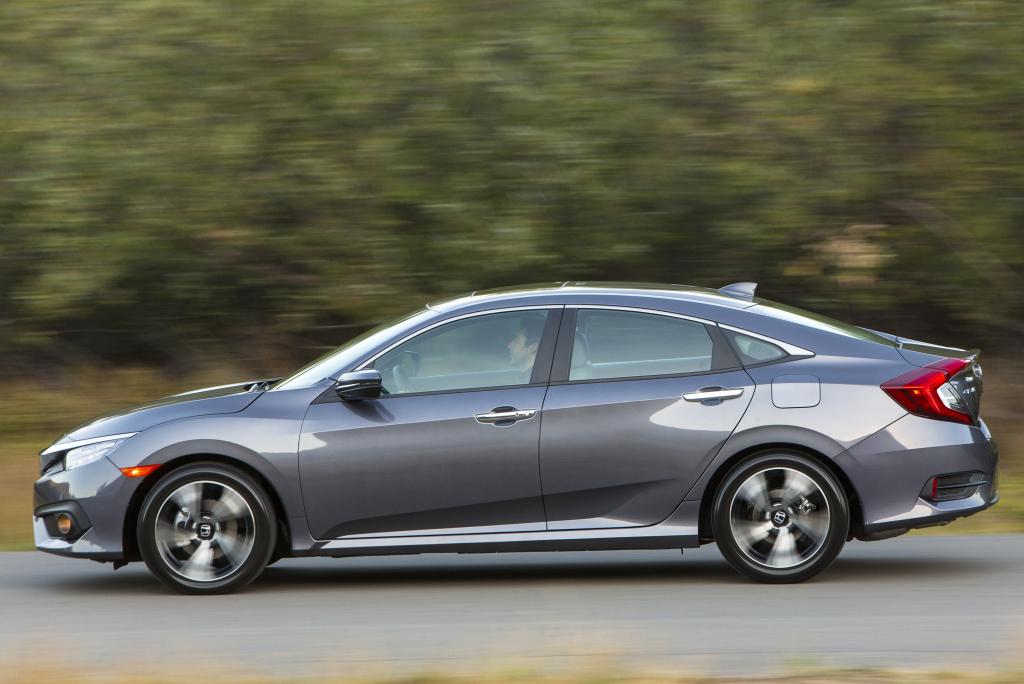 Novo Honda Civic chega em 2016 com motores turbo flex   Primeira ...