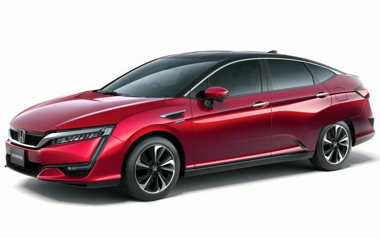 Honda FCV tem seus primeiros detalhes revelados