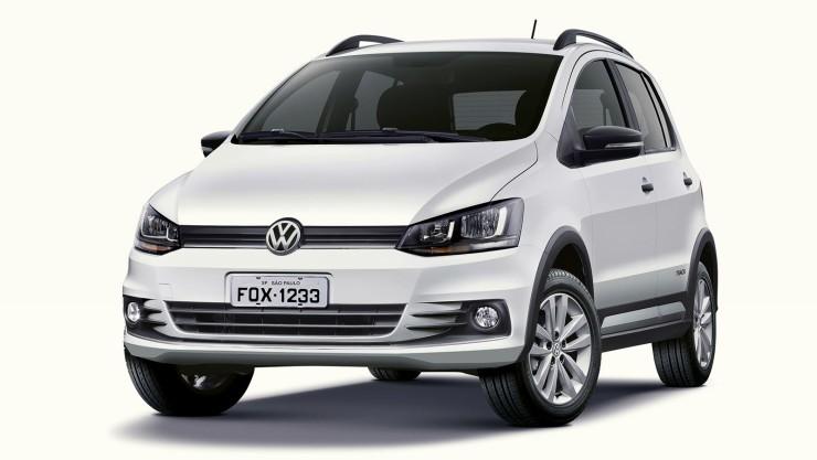 Volkswagen Fox Track 2016 (2)