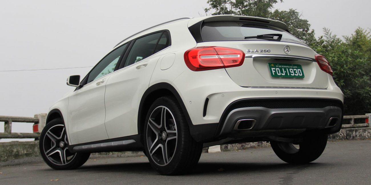 Mercedes benz gla 250 43 primeira marcha for 2016 mercedes benz gla 250
