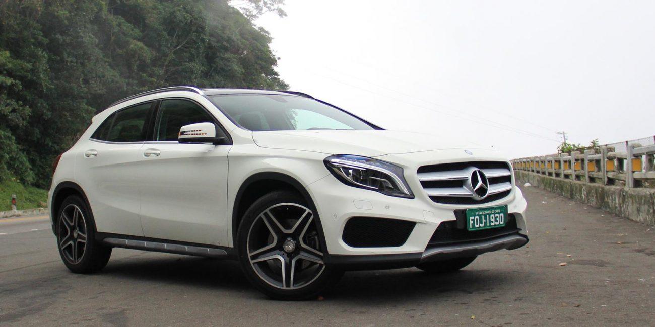 Mercedes benz gla 250 45 primeira marcha for 2016 mercedes benz gla 250