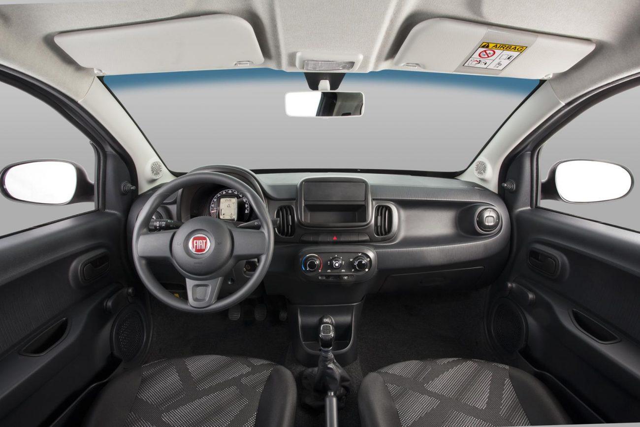 Fiat Mobi 2017 Easy Like Way On  22