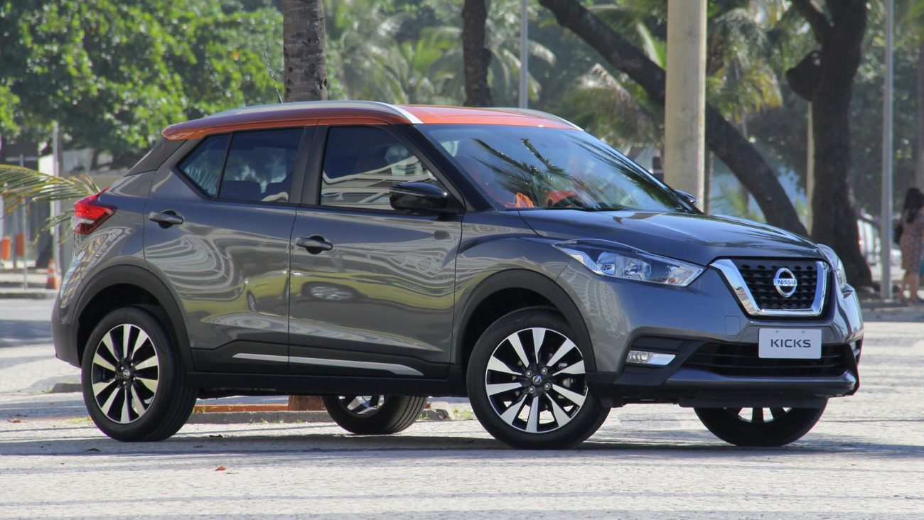 nissan kicks 2017 copacabana 24 primeira marcha. Black Bedroom Furniture Sets. Home Design Ideas