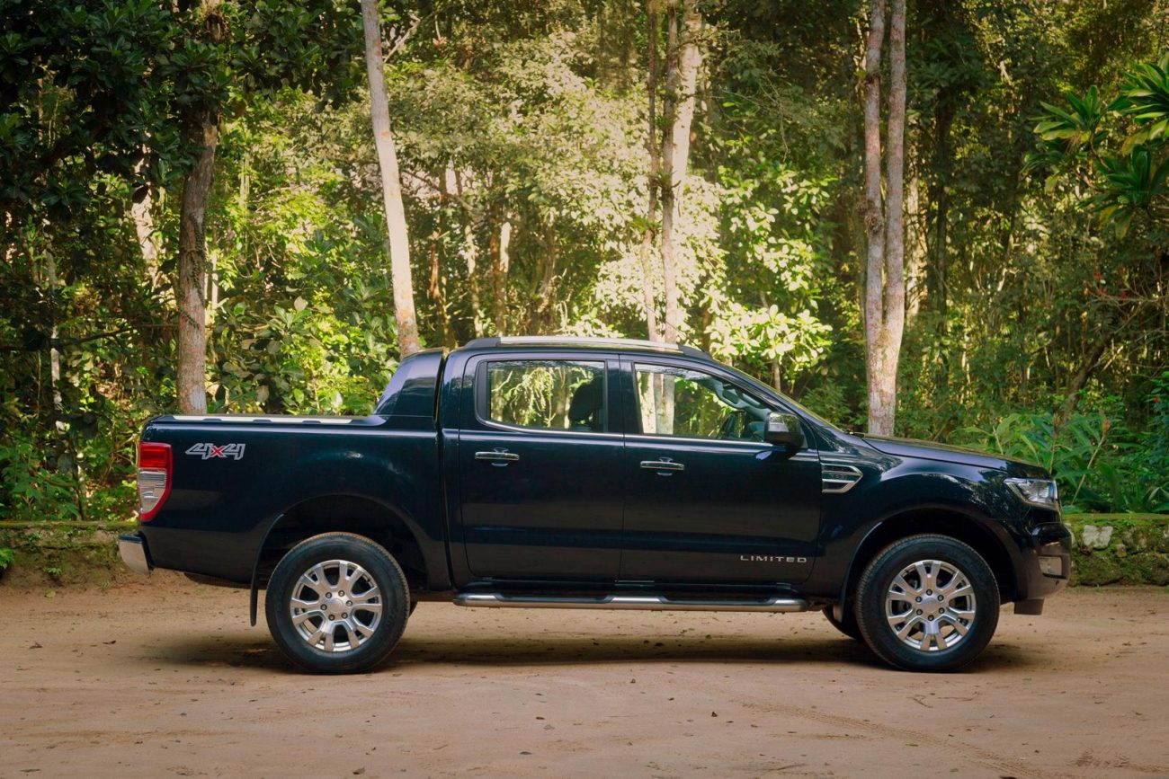 ford ranger limited 2017 7 primeira marcha. Black Bedroom Furniture Sets. Home Design Ideas