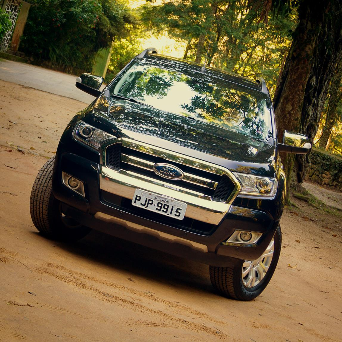 ford ranger limited 2017 9 primeira marcha. Black Bedroom Furniture Sets. Home Design Ideas