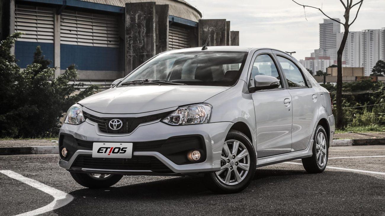 Toyota Etios sai de linha e abre espaço para Corolla Cross
