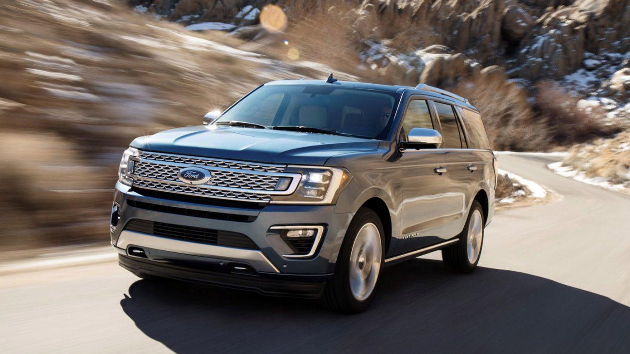 Novo Ford Expedition é apresentado com mais tecnologia, espaço e menor peso