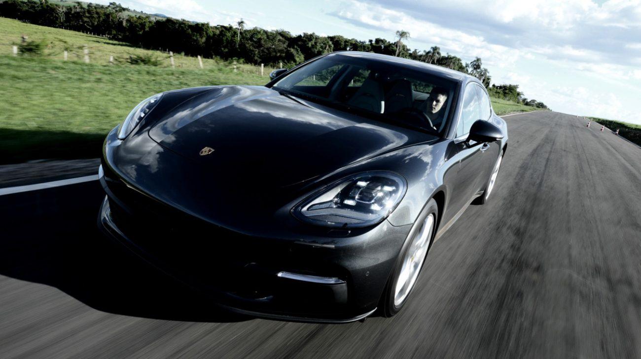 Nova Geracao Do Porsche Panamera Chega A Partir De R 758 Mil Primeira Marcha