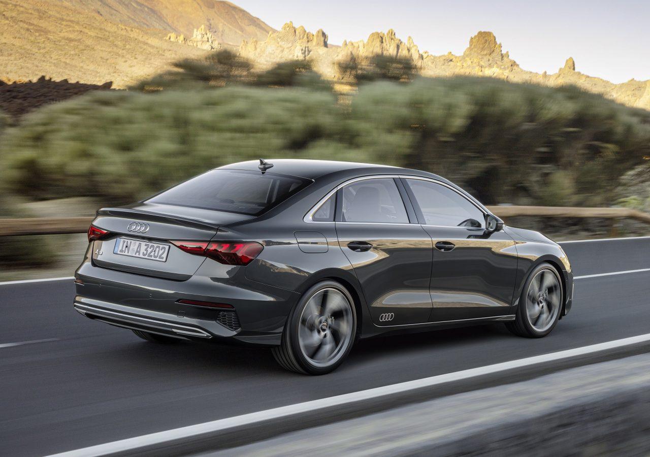 Audi A3 Sedan é produzido na Alemanha