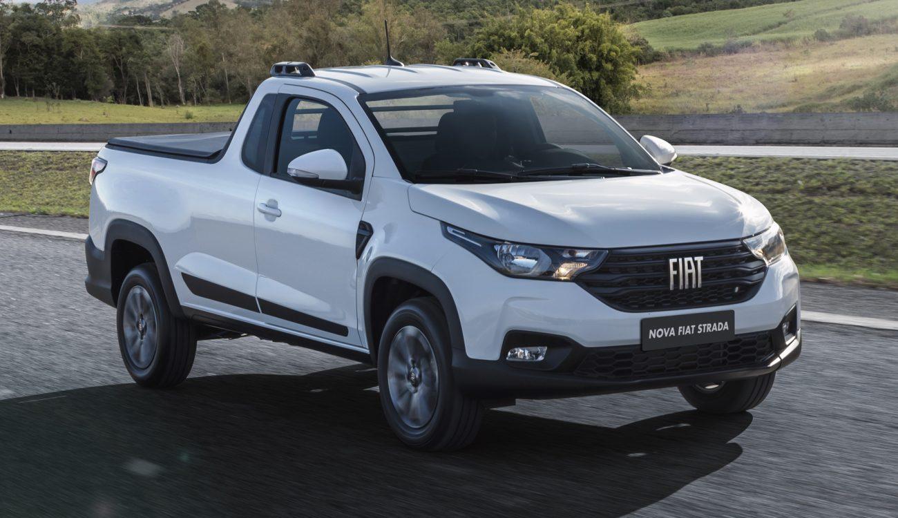 Fiat Cronos e Strada ganham novos itens de série