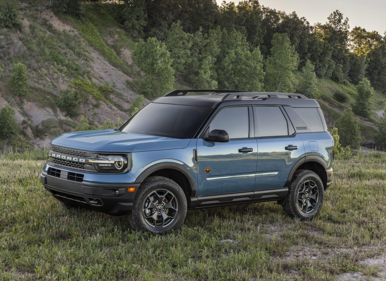 Ford Bronco chega ao Brasil em maio