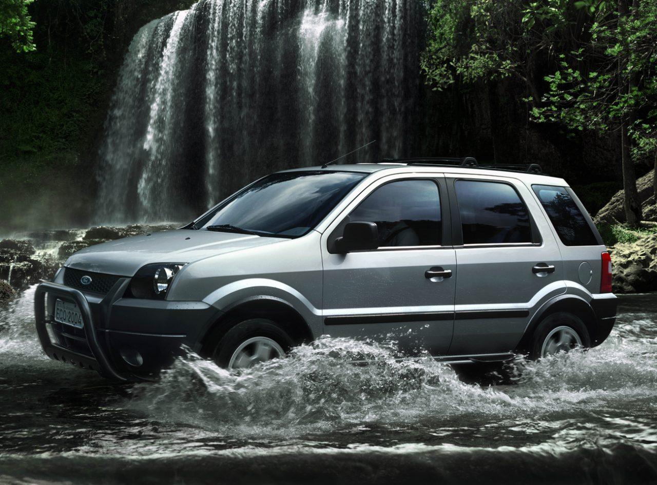 Ford EcoSport inaugurou segmento em 2003