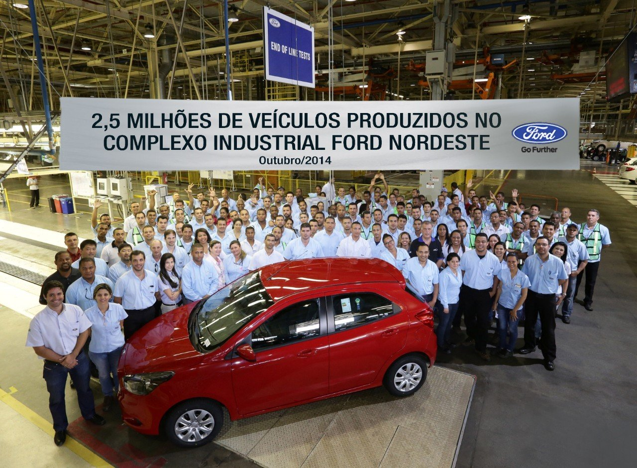 Ford Camaçari