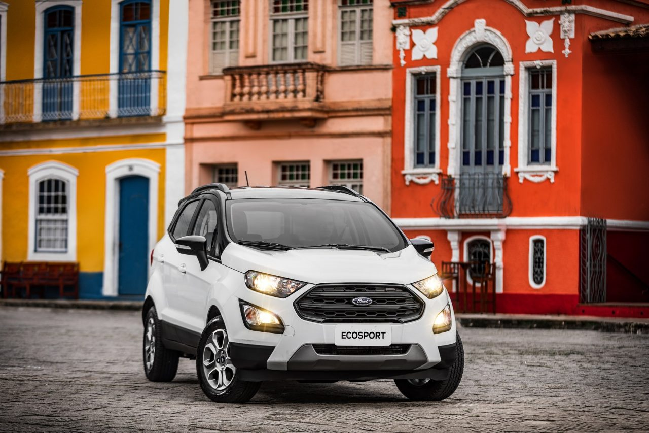 Ford EcoSport sai de linha