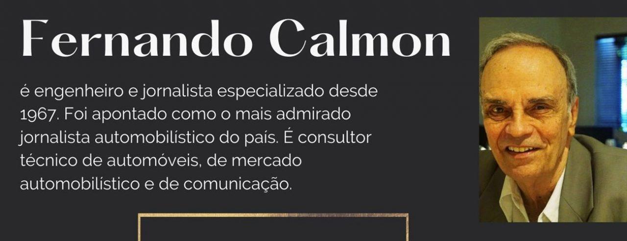 Fernando Calmon é colunista do Primeira Marcha