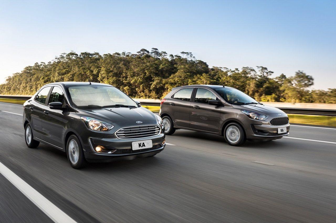 Ford Ka sairá de linha