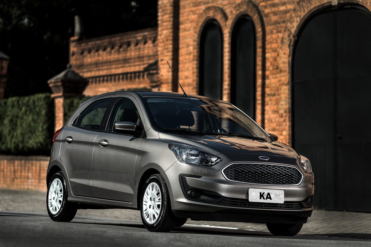 Ford Ka não é mais produzido no Brasil. Fernando Calmon reflete sobre quem deve ocupar esse espaço