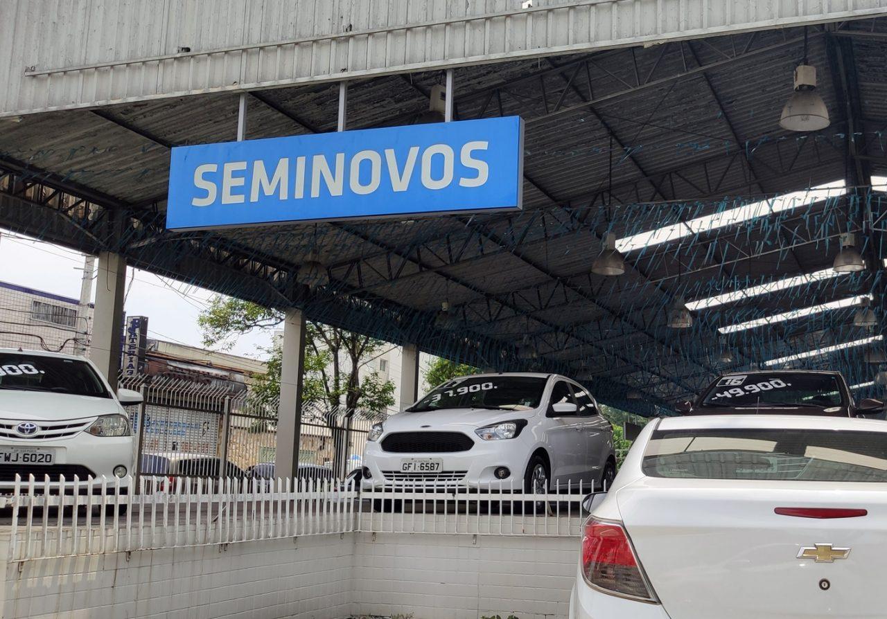 Karvi pretende mudar forma de lojas venderem carros usados