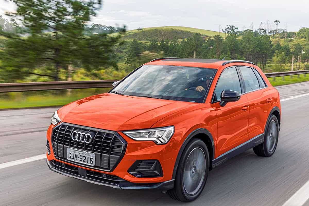 Nova geração do Audi Q3, lançada no país em 2020