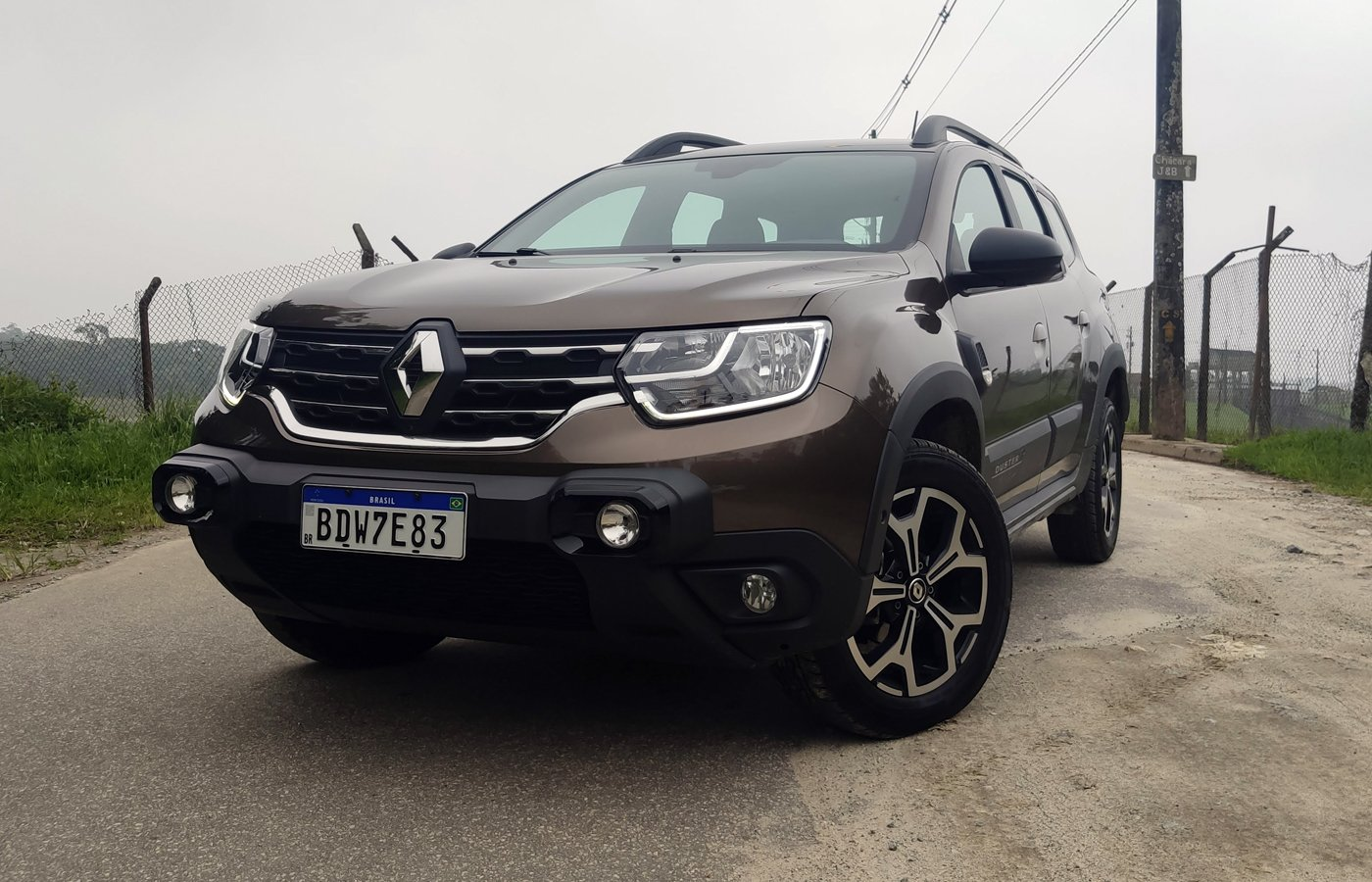 Renault Duster: renovado, ele mostra que ainda é boa opção de SUV