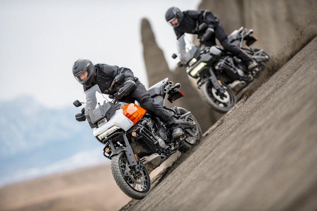 Harley-Davidson Pan America: eis a 1ª aventureira da marca