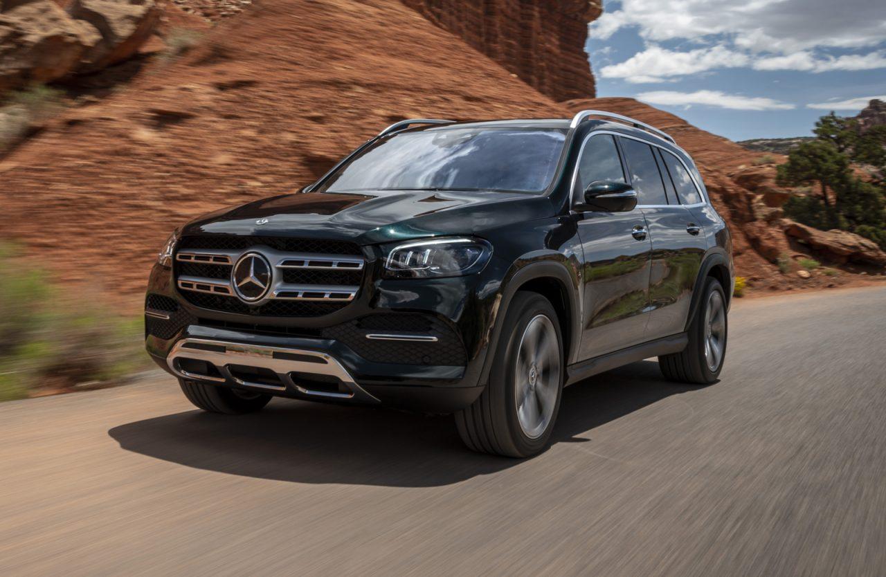 Novo Mercedes GLS