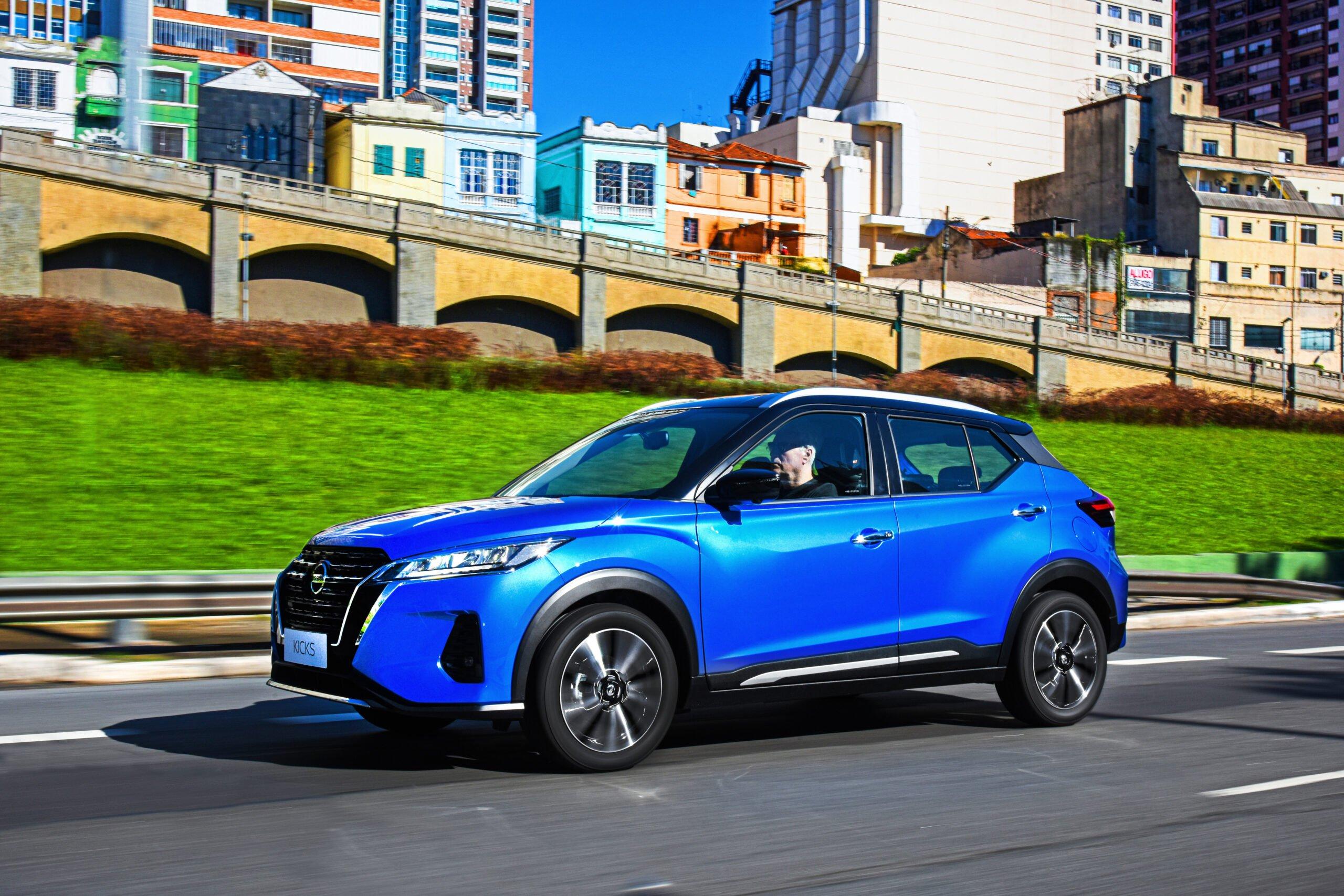 Nissan Kicks: veja preços e versões do novo SUV