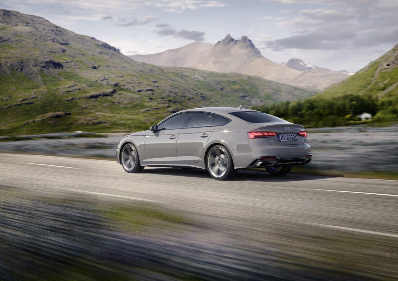 Novo Audi A5 lançado no Brasil