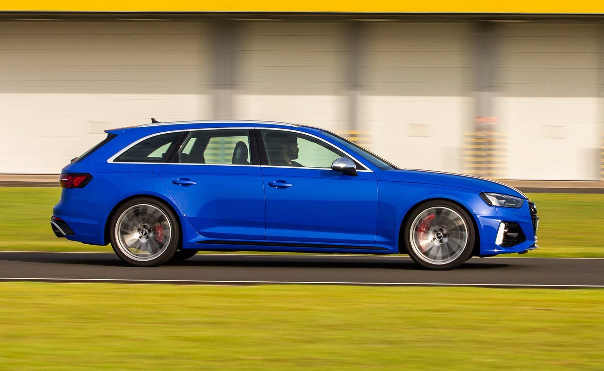 Avaliação: Audi RS 4 Avant é oásis no meio de um mar de SUVs
