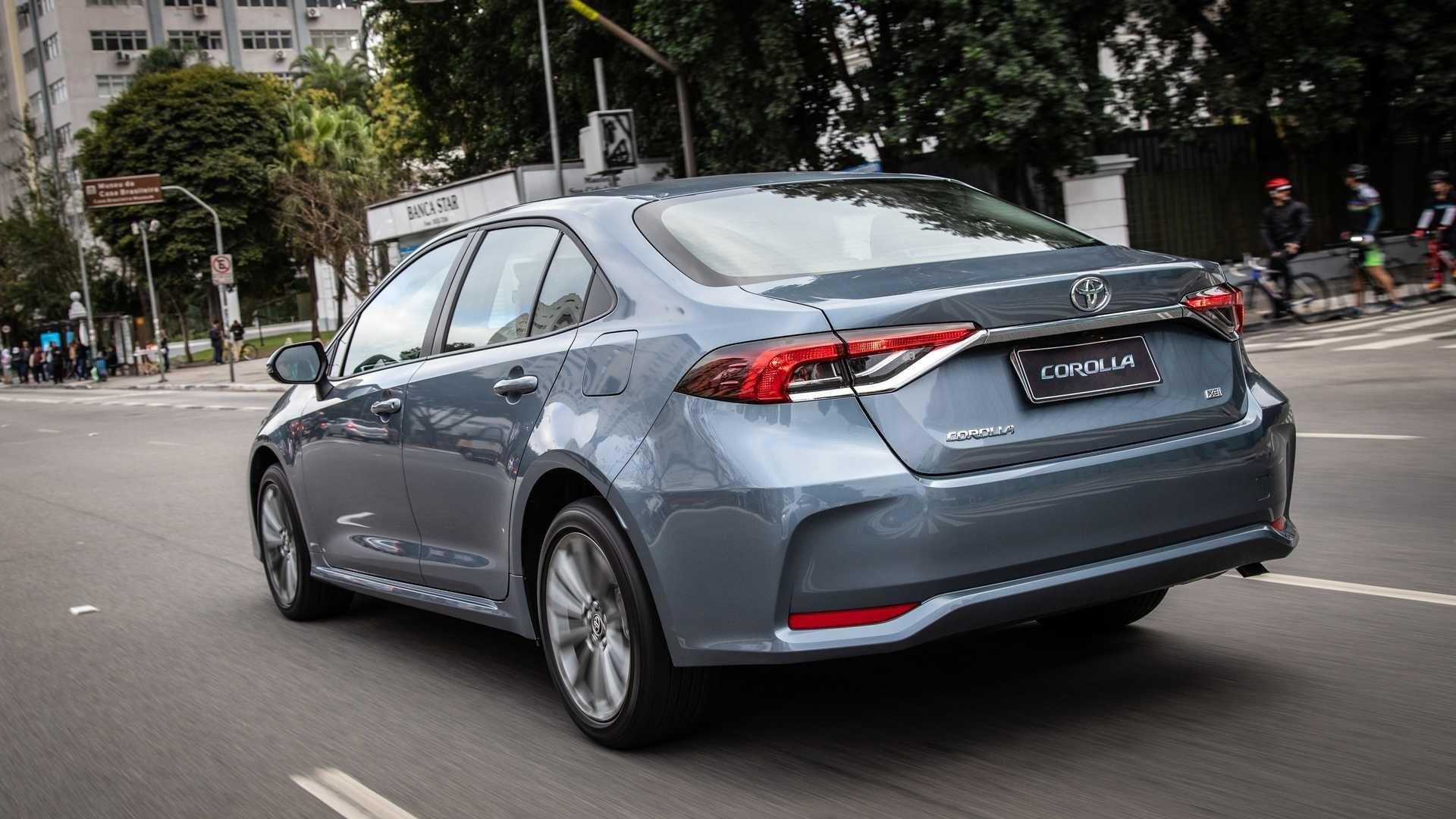 Imagem do Toyota Corolla Altis Hybrid