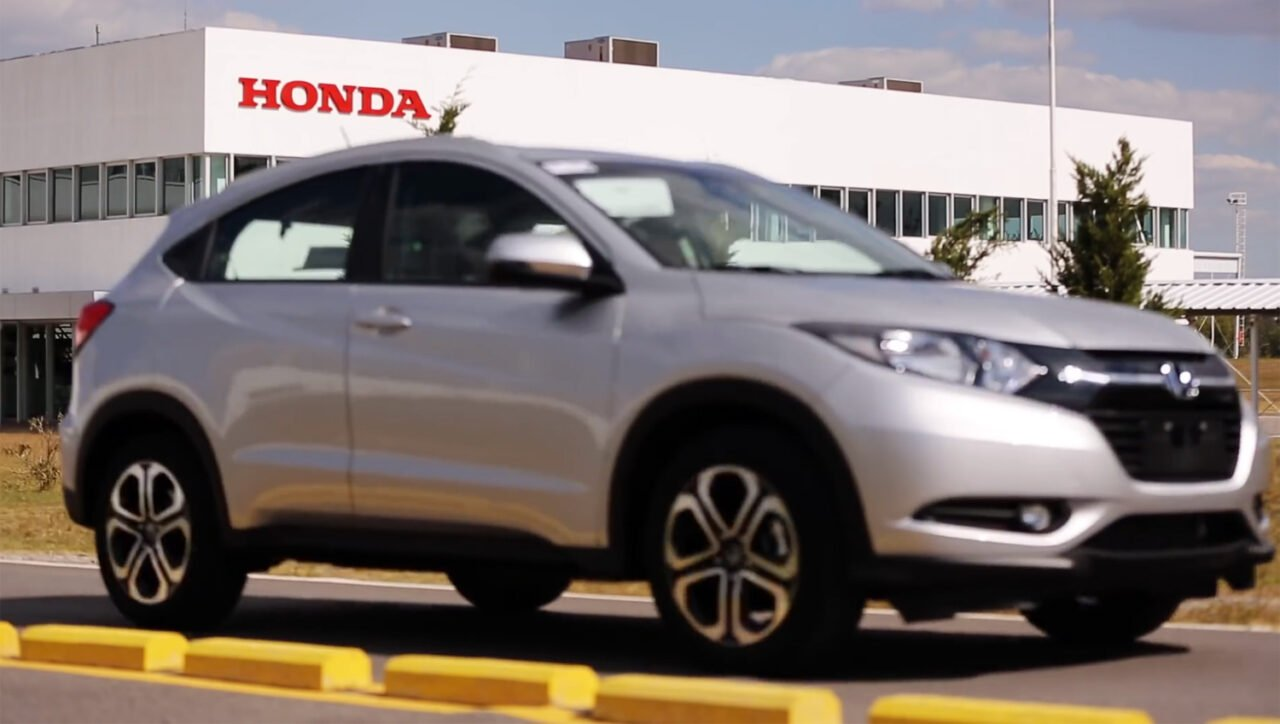 Fábrica Honda Argentina