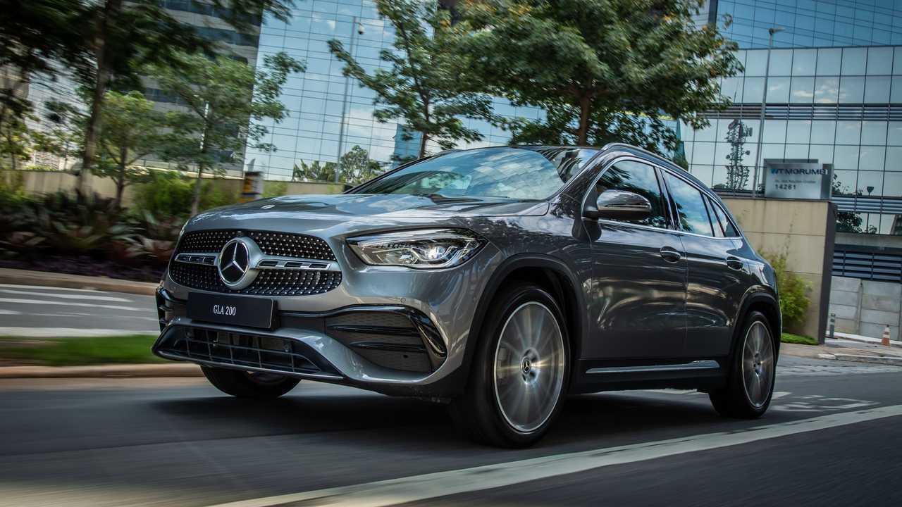 Novo Mercedes GLA ganha 'cara de SUV' e fica mais caro