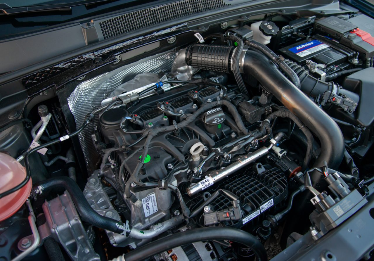 Motor 1.0 do Onix Plus