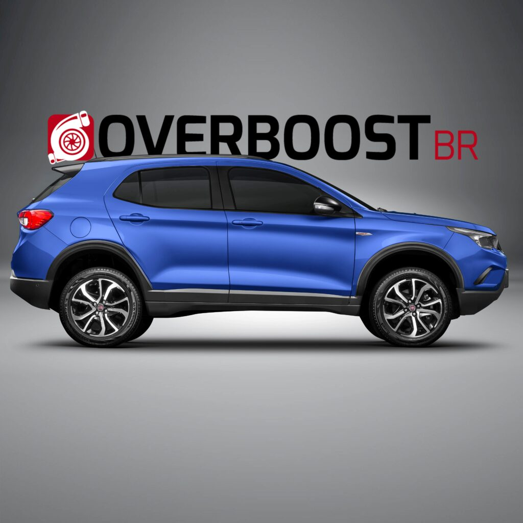 Motores turbo estarão também no SUV do Fiat Argo