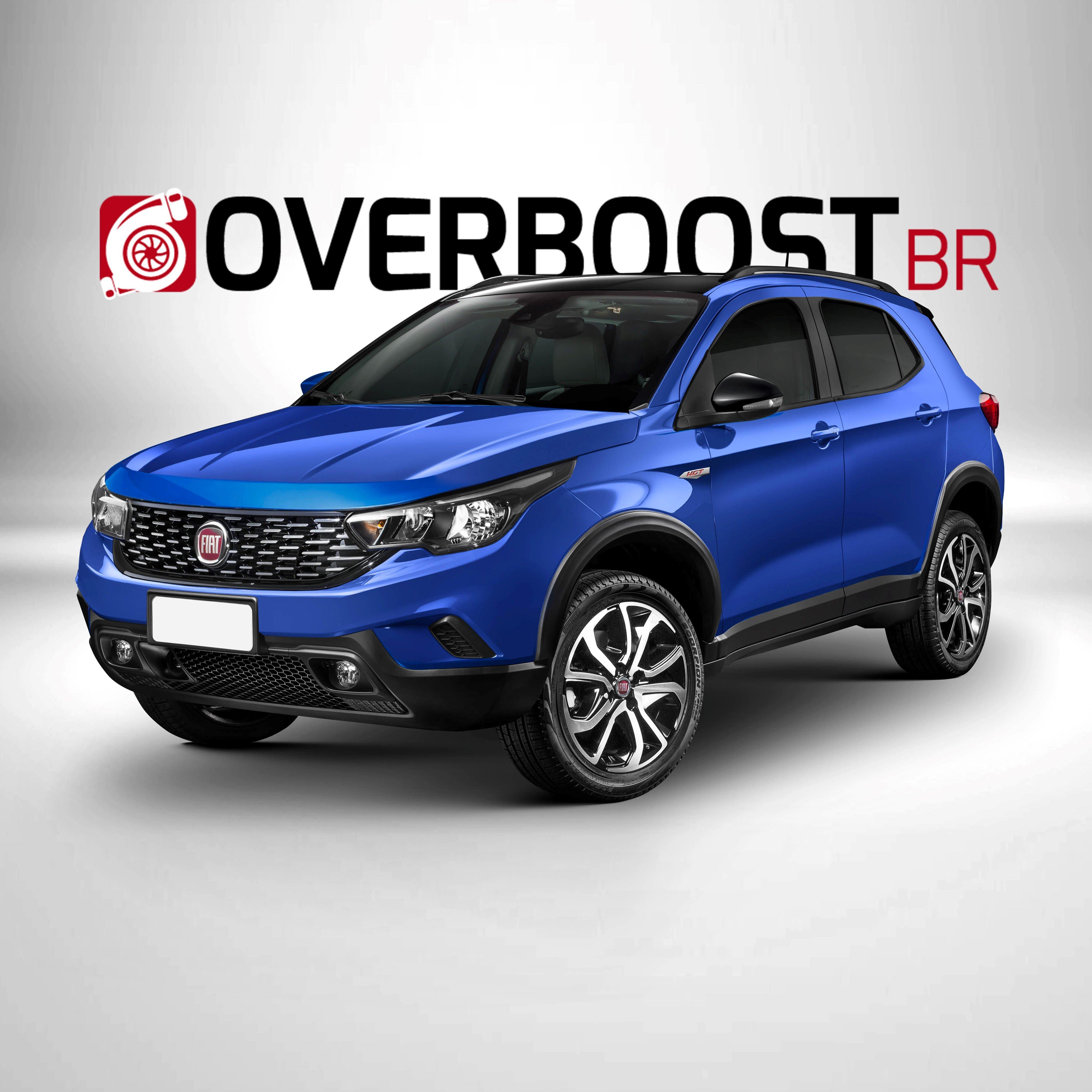 Novo modelo da Fiat, SUV baseado no Argo chega no segundo semestre