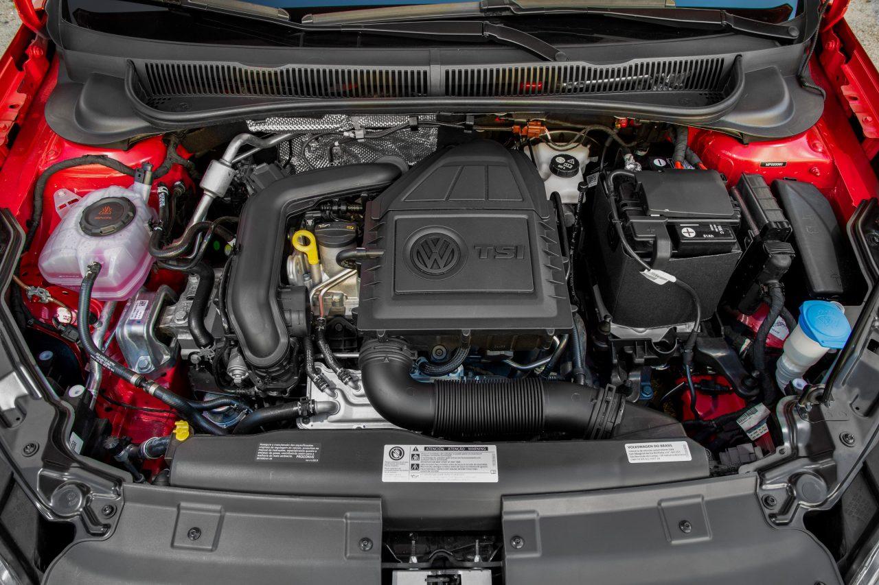 Motor Volkswagen Nivus