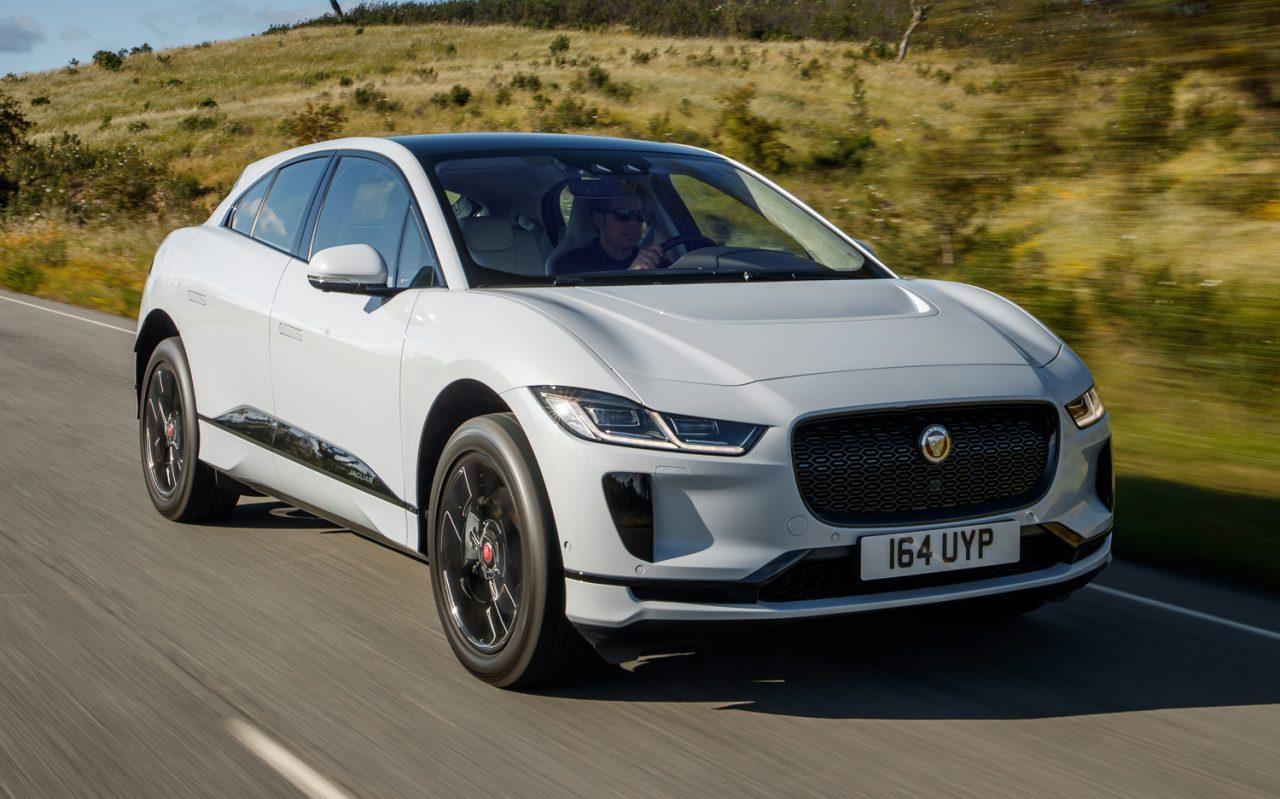 Jaguar I-Pace elétrico