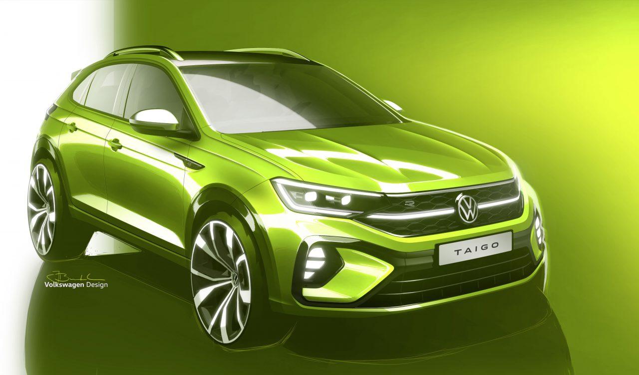 Na Europa, Volkswagen Nivus vai se chamar Taigo