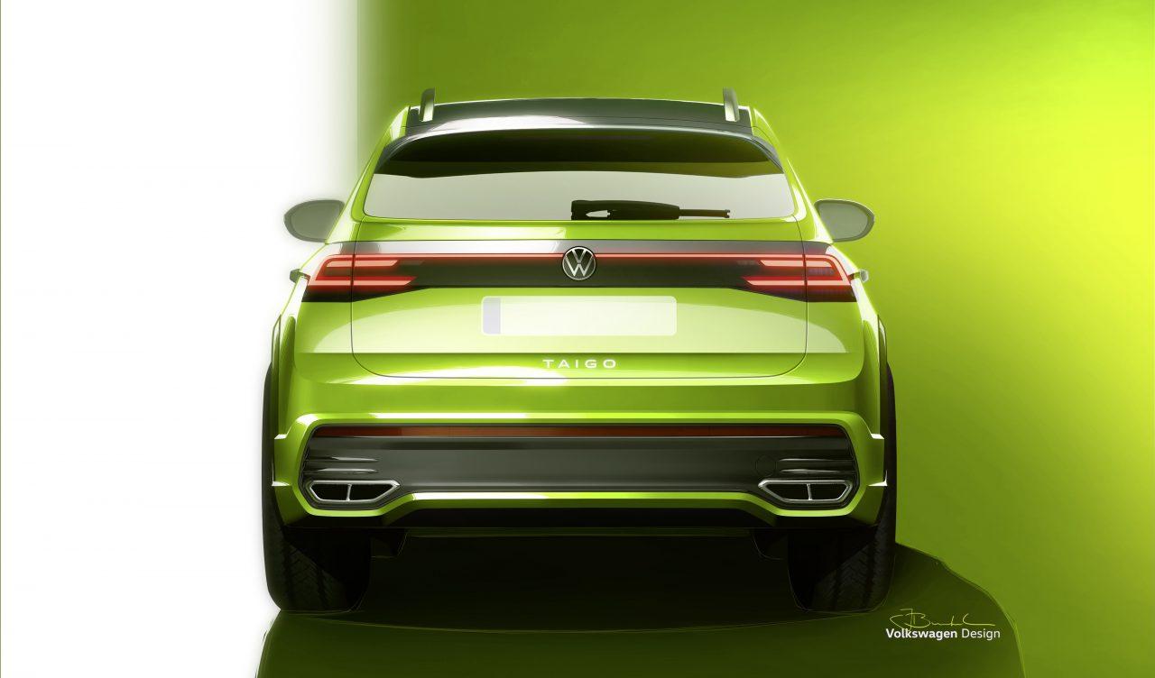 Volkswagen Taigo é a versão europeia do nosso Nivus