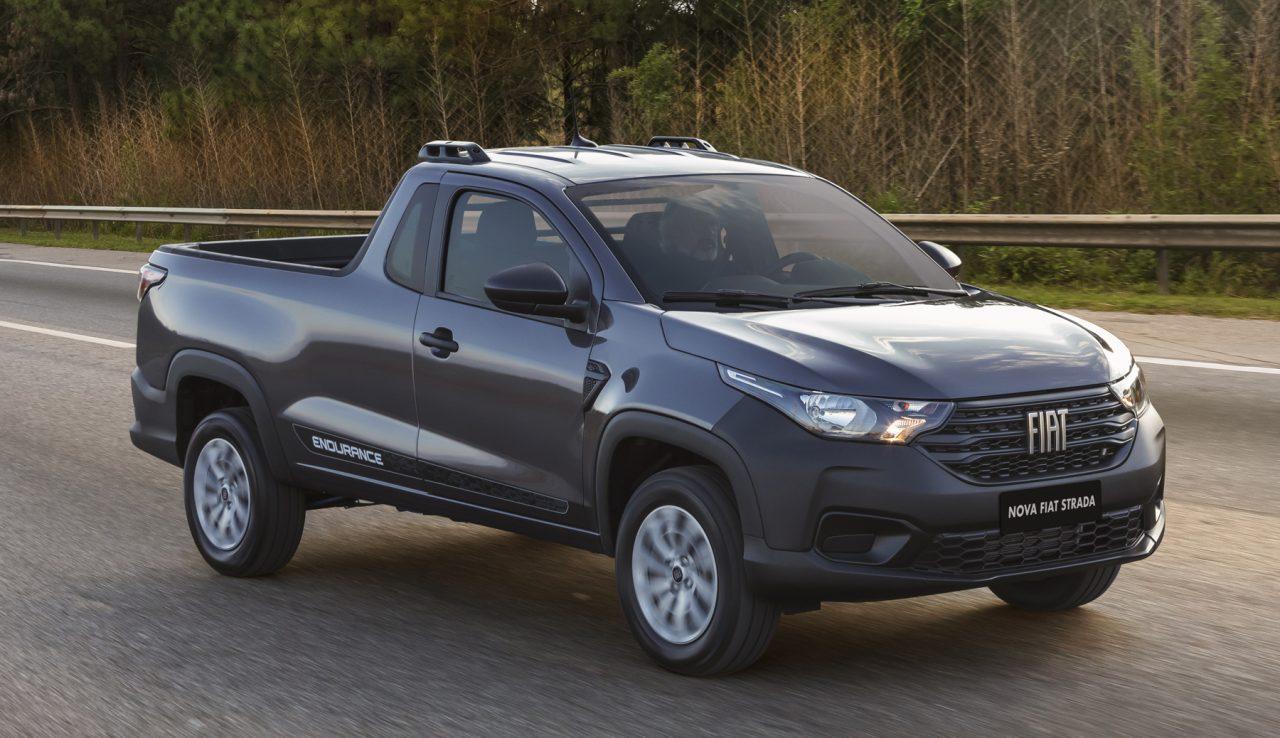 Fiat Strada está entre os carros mais vendidos em fevereiro