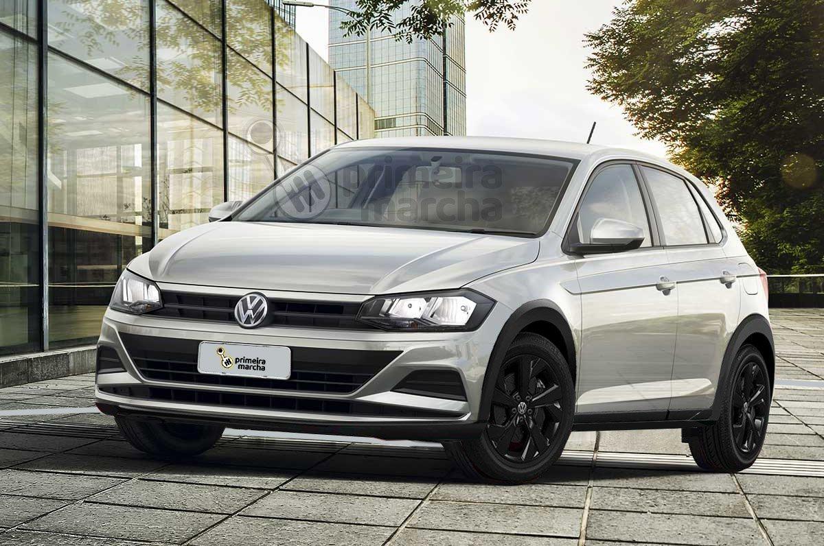 Volkswagen Polo Track será produzido em Taubaté (SP).