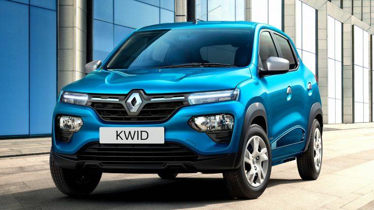 Imagem do novo Renault Kwid