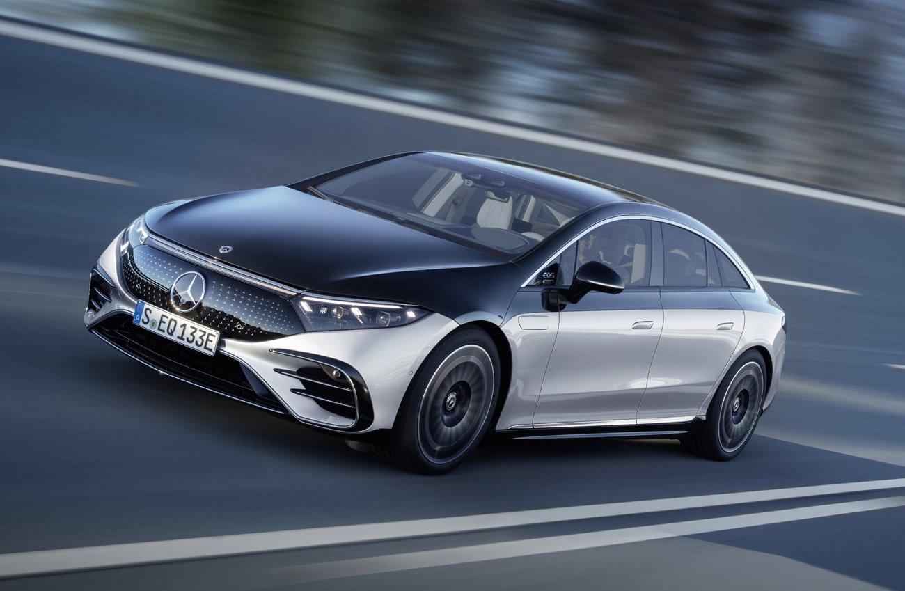 Mercedes-Benz EQS é sedã elétrico de luxo capaz de fazer inveja na Tesla