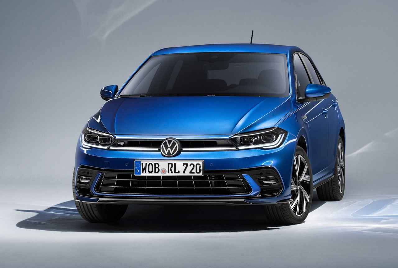 Volkswagen Polo 2022 deve dar as caras no Brasil no ano que vem